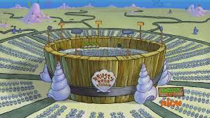 krusty krab stadium encyclopedia spongebobia fandom powered by