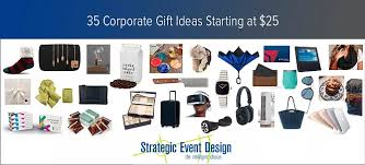 corporate gift ideas 35 gift bag ideas for your corporate 25 to 1 000