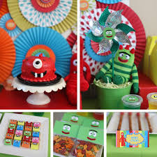 Yo Gabba Gabba Party Ideas by Design Creative Vision Blog