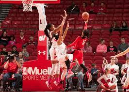 women u0027s basketball wisconsin athletics malayna johnson 2014 15