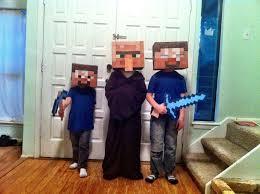 Craft Halloween Costumes 25 Steve Costume Ideas Minecraft Costumes