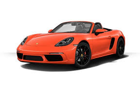 porsche boxster how we d spec it the 2017 porsche 718 boxster s with 25k in