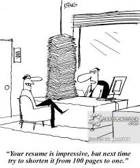 impressive resume cartoons and comics funny pictures from