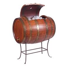 decorating wine barrel cooler lone star western decor for best