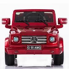 mercedes g55 ride on mercedes g55 ride on car in ebaby dmd 178r