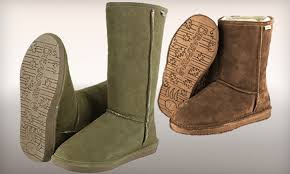size 12 womens boots 39 for bearpaw s boots groupon goods