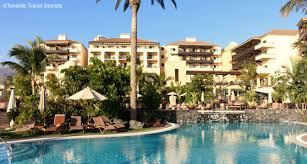 the best tenerife luxury hotels canary islands