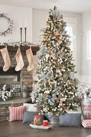kara u0027s party ideas farmhouse christmas tree michaels dream tree