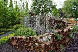 creative of unique garden decor ideas garden decorating ideas on a
