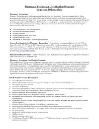 pharmacy technician resume example resume example and free