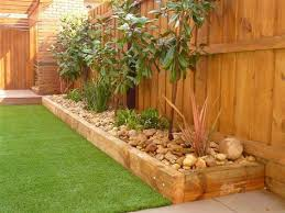 inexpensive landscape border ideas landscaping gardening ideas