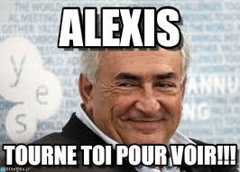 Alexis Meme - alexis dsk meme on memegen