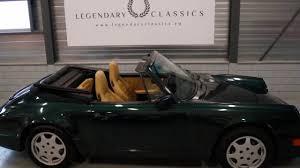 1990 porsche 911 convertible porsche 911 964 convertible 1990 incl vat btw youtube