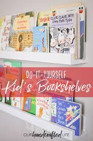 best 25 kid bookshelves ideas on pinterest bookshelves for kids
