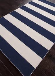 Black And White Striped Outdoor Rug by Navy Blue Striped Rug Roselawnlutheran