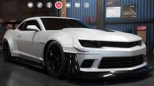 customize a camaro need for speed payback chevrolet camaro z28 customize