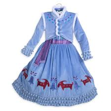 Anna Frozen Costume Anna Deluxe Costume For Kids Olaf U0027s Frozen Adventure Shopdisney