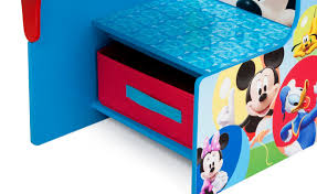 amazon desk and chair amazon com delta children chair desk with storage bin disney