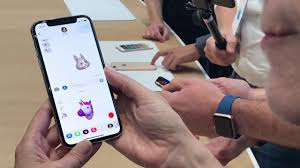 hands on apple iphone x from apple store steve jobs theater