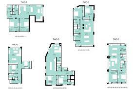 Revit Floor Plans by Unit Plans 021814 2 Jpg