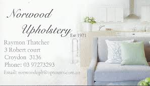 Upholstery Classes Melbourne Upholstery In Melbourne Eastern Suburbs Vic