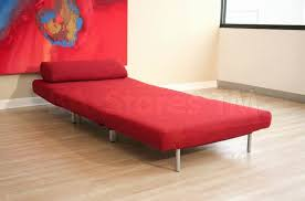 single sofa chair 482 00 modern style convertable single chair sofa bed in red