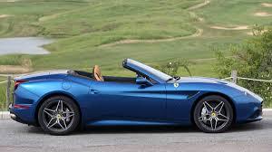 ferrari off road 2017 ferrari california t a turbo makes this front engine gt come