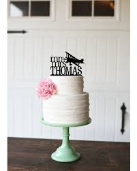 airplane cake topper big deal on wedding cake topper airplane wedding cake topper