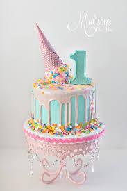 1st Birthday Cake Best 25 1st Birthday Cupcakes Ideas On Pinterest Princess