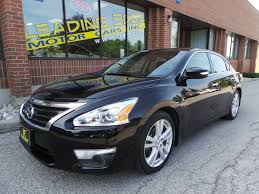 nissan altima black 2007 used nissan altima for sale toronto on cargurus
