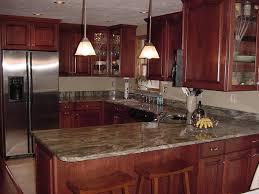 Kitchen Cabinet Cherry Ebony Stained Oak Kitchen Cabinets U2013 Quicua Com