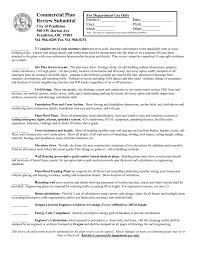 commercial industrial plan checklist