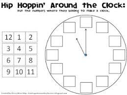 kindergarten clock worksheets u0026 free worksheets clock worksheets