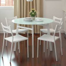 Glass Small Dining Table Glass Top Dining Table On With Fancy Small Set Surripui