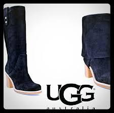 josie ugg boots sale 86 ugg shoes sale ugg black josie black slouch suede
