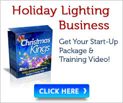 putting up christmas lights business wintertime christmas lights business