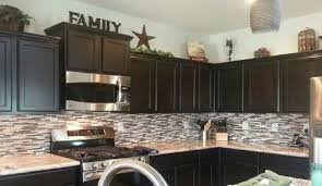 kitchen on top of cabinets decorating your kitchen home improvement builder supply