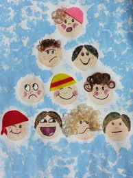 funny faces portrait art allfreekidscrafts com
