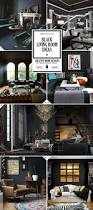Black Living Room by Magnificent 30 Black House Decor Design Ideas Of Best 25 Black