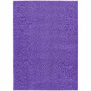Fuzzy Purple Rug Purple Rugs Walmart Com