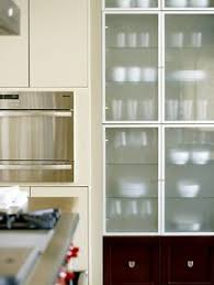 Glass Kitchen Cabinet Doors - Kitchen cabinets with frosted glass doors