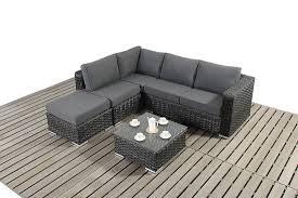 Rattan Two Seater Sofa Http Www Bonsoni Com Bonsoni Small Corner Sofa Colour Black