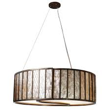 Diy Drum Pendant Light by Varaluz Affinity 5 Light New Bronze Drum Pendant With Towers Of