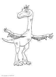 dinosaur wings