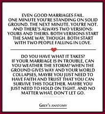 wedding quotes greys anatomy marriage restoration in 2 days with intensive marriage