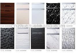 Direct Factory High Gloss Acrylic Kitchen Cabinet Door Designs - High gloss kitchen cabinet doors