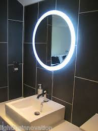 Ebay Bathroom Mirrors Mirror Design Ideas Image Illuminated Led Bathroom Mirror