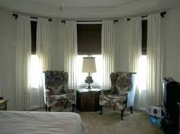 Modern Bay Window Curtains Decorating Appealing Modern Bay Windows Gallery Best Ideas Exterior