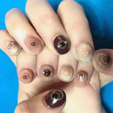 free the with this themed nail art beauty trends