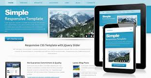download layout html5 css3 simple free corporate responsive template chocotemplates